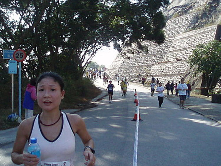 Saori_ccm_half_marathon_151_woohoo